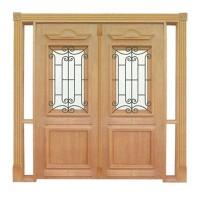 Portais Duplos de Abrir Montados – Portal – 010