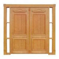 Portais Duplos de Abrir Montados – Portal – 030