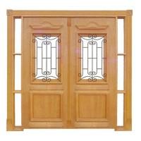 Portais Duplos de Abrir Montados – Portal – 040